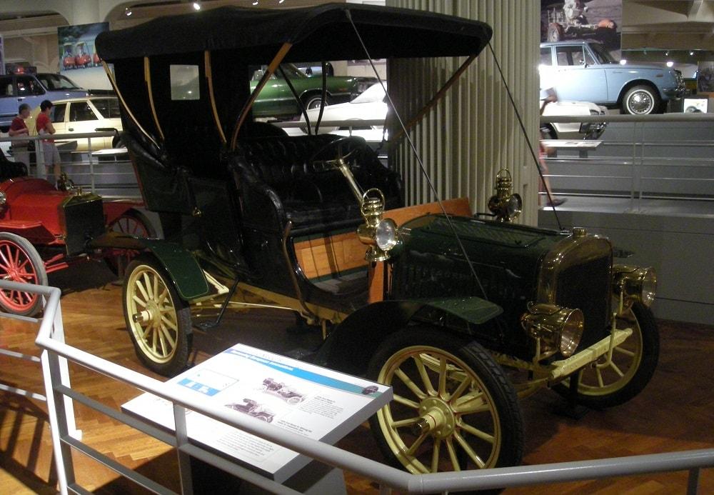 Ford museum sluit